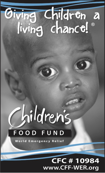 Children's Food Fund ad