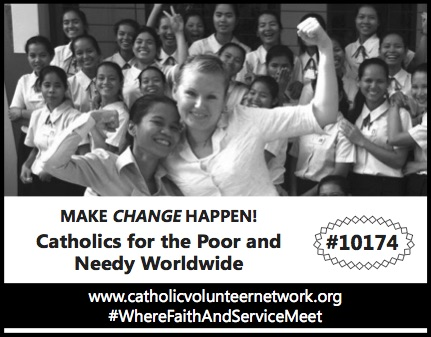 Catholics for the Poor Needy ad