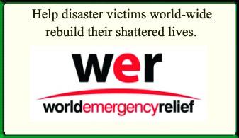 Children's Food Fund/World Emergency Relief Ad