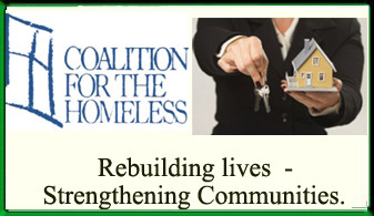 Coalition for the Homeless, Inc. (DC) Ad