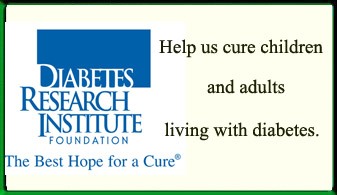 Diabetes Research Institute Foundation Ad