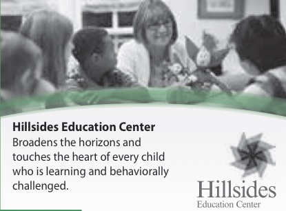 Hillside Education Center ad