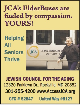 Jewish Council for the Aging ad
