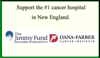 Jimmy Fund/Dana-Farber Cancer Institute Ad
