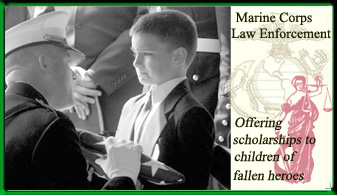 Marine Corps -- Law Enforcement Foundation Ad