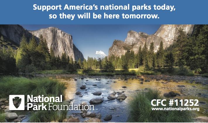 National Park Foundation ad