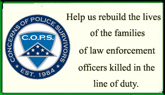 Concerns of Police Survivors, Inc. (C.O.P.S.) Ad