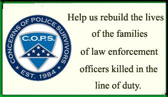 Concerns of Police Survivors, Inc. (C.O.P.S.) Ad
