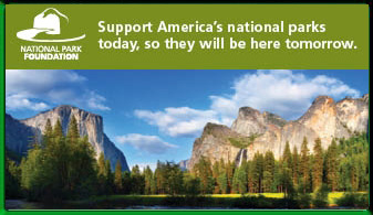 Nation Park Foundation Ad