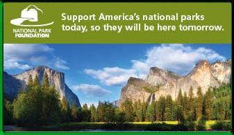 Nation Park Foundation Ad