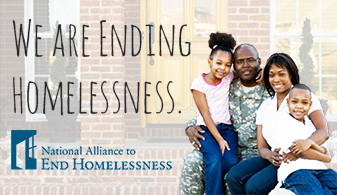 National Alliance to End Homelessness Ad