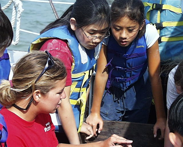 ChesapeakeBayFoundationLargeOutdoorEducationPrograms