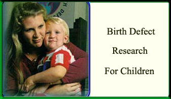Birth Defect Research for Children, Inc. Ad