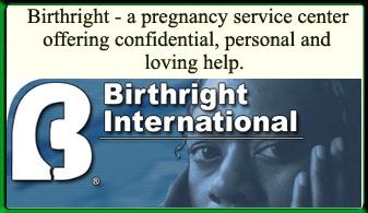 Birthright of Concord Ad