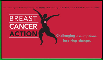 Breast Cancer Action Ad