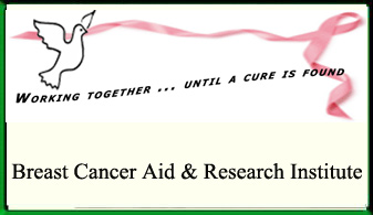 Breast Cancer Aid and Research Institute Ad