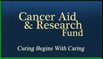 Cancer Aid and Research Fund Ad