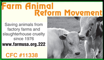 Farm Animal Reform Movement (FARM) Ad