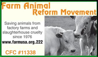 Farm Animal Reform Movement (FARM) Ad
